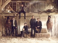 Cast of War horse by Jason Bell, Vanity Fair, Setember 2011