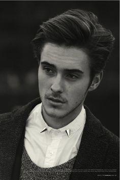 Alex Watson. Fun fact: he's Emma Watson's younger brother Alex Watson, Emma Watson, Beautiful Men, Beautiful People, Beautiful Children, Chica Cool, Attractive Men, Man Crush, Say Hello