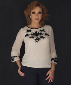 Beauty Portrait, Daughter, Blouse, Long Sleeve, Sleeves, Tops, Women, Fashion, Moda
