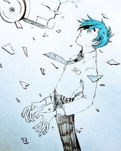 A life-changing moment Gorillaz 2 D, List Of Bands, 2d And Noodle, Damon Albarn, Music Memes, Me Me Me Song, Drawing S, Cool Bands, Music Artists