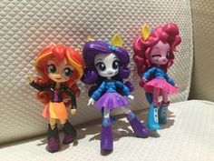 The Philippines: Equestria Girls Minis Pep Rally Figures