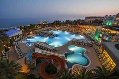 Arcanus Side Resort-piscine