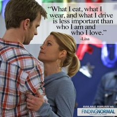 Finding Normal. Cute and clean. :-) Tough to find good movies like this.