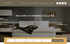 Winning Agent Pro Genesis child themeIf you're a realtor using an old WordPress theme and looking for an upgrade or a real estate professional looking for a state-of-the-art theme to get started then Winning Agent Pro is where you end your search.