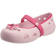 crocs Keeley Mary Jane (Toddler/Little Kid), (crocs, color changing, baby, beach, boys shoes, cayman, girls shoes, sandals, shoes)