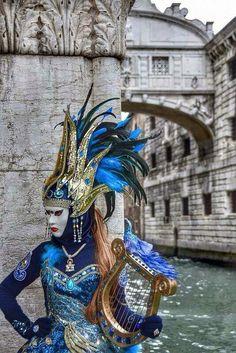 Carnaval en Venecia !