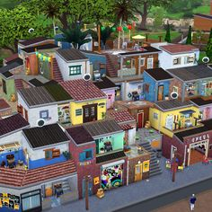 Trailer Aventureiro - Mini Home The Sims 4 Lotes The Sims 4, Sims Four, Sims Cc, Sims 4 House Plans, Sims 4 House Building, Sims Free Play, Play Sims, Sims 4 Loft, Casas The Sims Freeplay