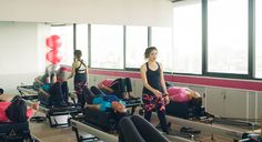Pilates Reformer small group class 6 people per class ready for your best body result in the center of Bangkok Silom-Sala Daeng now #pilatesbangkok #pilatesreformer #พิลาทีส #พิลาทีสreformer