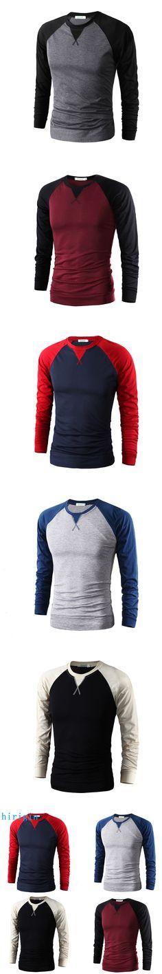2017 autumn winter trend hoodies sweatshirts men's casual round neck pullovers entertainment slim cotton tops