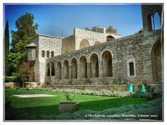 #beiteddine #beiteddinepalace #lebanon #libanon #palace #history #heritage #garden #architecture #art #statue #myphoto #photo #photography #world #2007 #travel