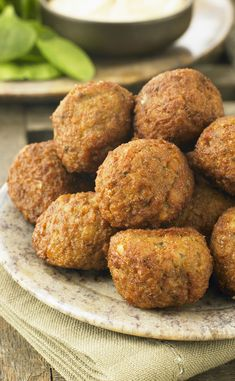 Falafels de pois chiches Best Picture For humor mexicano For Your Taste You are looking for somethin Falafels, Veggie Recipes, Vegetarian Recipes, Healthy Recipes, Vegetarian Steak, Food Humor, Best Dishes, Food Presentation, No Cook Meals
