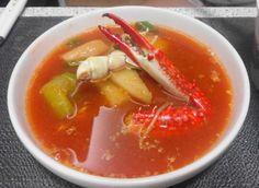 Homeplus Korean Spicy Seafood Stew Crab Leg