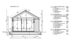 Dom jednorodzinny 76,70m2 Beams, Floor Plans, House, Home, Haus, Houses, Homes