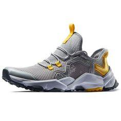 Men's Running Shoes Women Breathable Jogging Shoes Men Lightweight Sne – TopFashionova Trail Running Shoes, Hiking Shoes, Running Sneakers, Shoes Sneakers, Sneakers Fashion, Mens Trainers, Shoes Too Big, Top, Shoe Brands