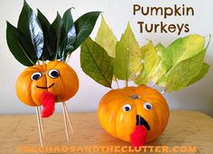Pumpkin turkey craft for kids! I am a mom with MS who runs my website:howtohome.org and a fb page at https://www.facebook.com/naturalDIY I cover homeschooling to homesteading. I need likes and followers please:)