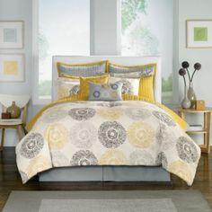 Medallion Comforter Super Set - BedBathandBeyond.com