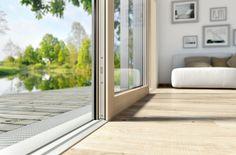 Jak wybrać drzwi tarasowe i balkonowe? - Poradnik - Okna pasywne Internorm