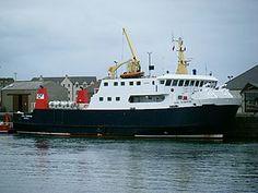 MV Earl Thorfinn - Wikipedia