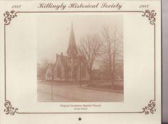 Killingly Historical Society 1987 Calendar Killingly Connecticut Local Photos