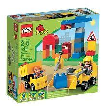 "LEGO - Duplo - Mon premier chantier (10518) - LEGO - Toys""R""Us  ""Novaly"" ""Mégane"""