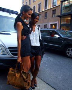 Cute girls, cute looks