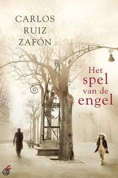 Het spel van de engel, Carlos Ruiz Zafon