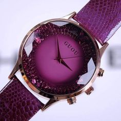 Cheap watch wristwatch, Buy Quality wristwatch phone directly from China watch alarm Suppliers: 2016 Summer New Arrival Women Watches Fashion Lady Luxury Wristwatches Genuine Leather Watch Women Bracelet Watches Wristwatch Stylish Watches For Girls, Trendy Watches, Cute Watches, Elegant Watches, Beautiful Watches, Watches For Men, Cheap Watches, Girl Watches, Nixon Watches