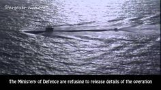 Russian Spy Sub Spotted At Faslane Nuclear Base On The River Clyde(UK) Stargazing, Spy, World War, Base, River, Youtube, Outdoor, Outdoors, Outdoor Games