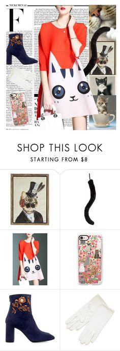 """Feline Fashion"" by nicoles-edits ❤ liked on Polyvore featuring Nicki Minaj, Pier 1 Imports, Accessorize, Casetify and Eugenia Kim"