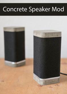 Modern speaker mod.