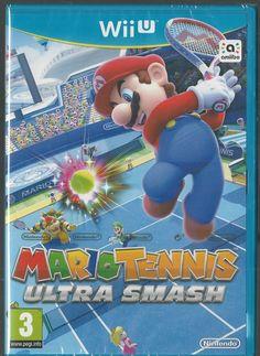NINTENDO Wii U Super Mario Tennis: Ultra Smash NEW via esteetshops video games. Click on the image to see more!