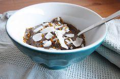 Supersnelle ontbijt mousse