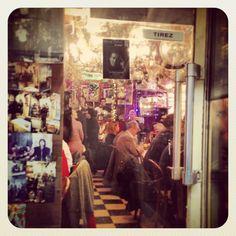 chez Louisette - Marché aux Puces de Saint-Ouen #Paris