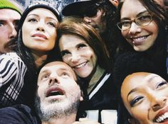 TWD cast Atlanta 2015