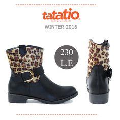 اناقة شتاء 2016 بلمسات عصرية #TATA_TIO #Shoes TATA TIO ON Twitter : twitter.com/Tatatio_Tio TATA TIO ON Pinterest : www.Pinterest.com/TataTaio TATA TIO ON Instagram : instagram.com/tata.tio