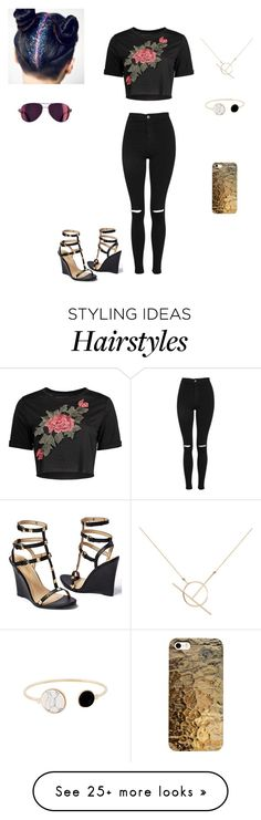 """""""Tuesday 27th June, 2017."""" by jalissaj on Polyvore featuring Venus, Topshop and A Weathered Penny"""
