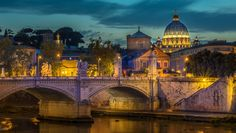 rome and its bridges