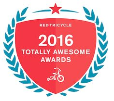 Help us win the @Red Tricycle Totally Awesome Awards this year! We've been nominated as Los Angeles and San Francisco's most helpful childcare resource, and would greatly appreciate your support.   Voting is easy, just click the link for LA or SF and select The Help Company. Thank you so much!