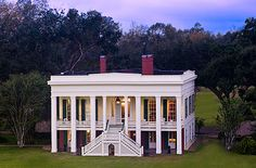 Bocage Plantation - Darrow, Louisiana
