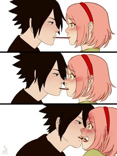 """ceejles: """"Pocky game not too new but to this day, I still can't believe they're canon. """""""