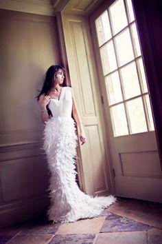 Charlotte Casadéjus Vintage Inspired Wedding Dress Collection | weddingsonline