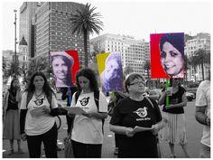 Plenaria Memoria Y Justicia: Cobertura: Intervención frente a Presidencia