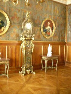 Moritzburg Castle interoir