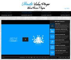 (Ultimate Video Player) WordPress Video Player Eklentisi
