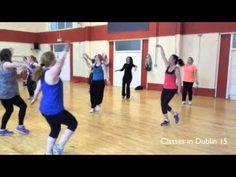 Piloxing & Zumba Fitness classes 2014