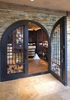 Love the doors!