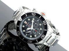 Seiko Solar Men's Chronograph Diver's SSC015P1 - BEST QUALITY WATCHES