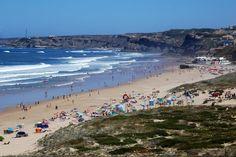 Praia do Areal ( Areia Branca ) (Lourinhã) - Distrito de Lisboa | Guia da Cidade | Região de Lisboa