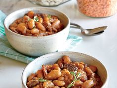 This global mash-up of a summer classic borrows the ideas of red lentils and maple syrup from celebrated Montreal restaurant Joe Beef and...
