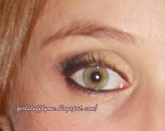 #makeup #greeneye